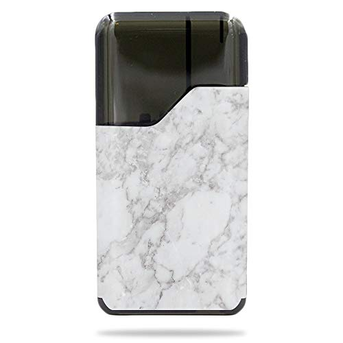 MightySkins Skin Compatible with Suorin Air - Frost Marble | Protective, Durable, and Unique Vinyl Decal wrap Cover | Easy to Apply, Remove, and Change Styles | Made in The USA