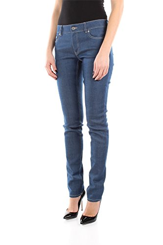 GFP082BLEUVINTAGE Prada Jeans Mujer Algodón Azul Azul