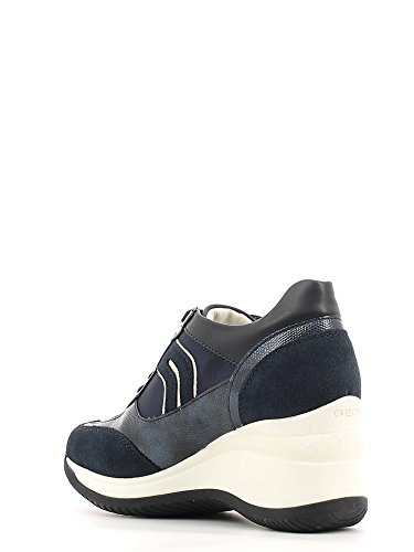 Navy Donna 0as54 Sneakers D4475b Geox wxACqga4nI
