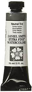 DANIEL SMITH Extra Fine Watercolor 15ml Paint Tube, Neutral Tint, 284600229, Neutral Tint, 15 ml