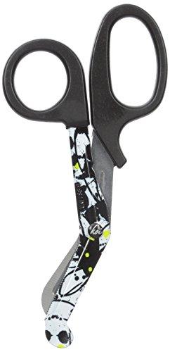 "Koi Women's Stainless Steel Scissors with Fun Designer Print 5-1/2"""