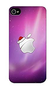 Excellent Iphone 5/5s Case Tpu Cover Back Skin Protector Christmasfor Mac