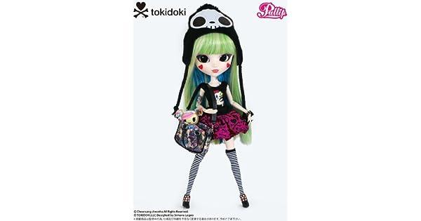 Amazon.com: Pullip muñecas Tokidoki Luna 12
