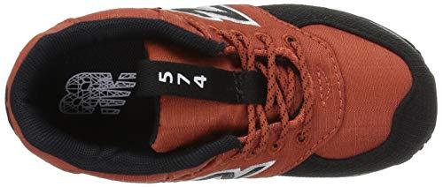 Balance Ragazze Orange Kl574 E Per Sneakers New Bambine black SAHwAx