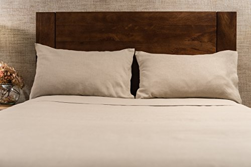 Len Linum European Made Pure Linen Sheets Set