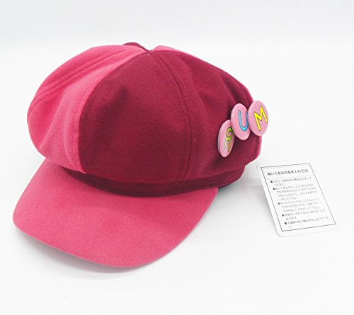 Himouto! Umaru-Chan Umaru Doma Cosplay Pink Color Hat - Japan Doma