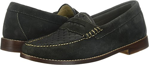 G.H. Bass & Co. Women's Whitney Penny Loafer, Black 936, 7.5 M (Ladies Penny Loafers)