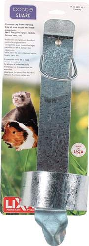 Lixit Animal Care Small Animal Chew Guard & Bottle Holder, 16oz