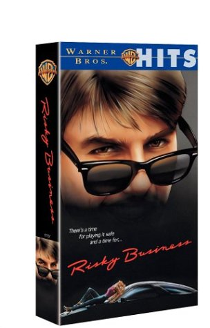 Risky Business [VHS]