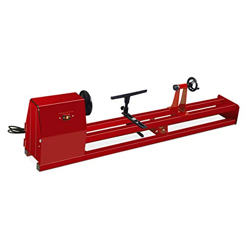 "Superbuy 1/2HP 4 Speed 40"" Power Wood Turning Lathe 14"" x 40"""
