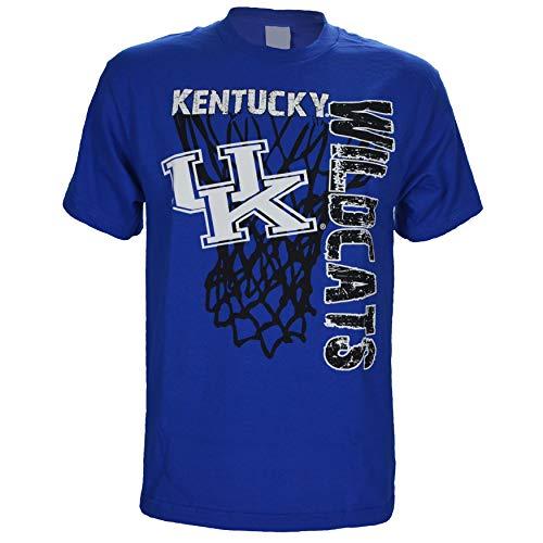 University of Kentucky Super Net Blue Basketball T Shirt (3X)