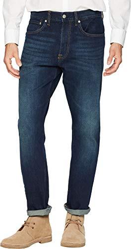Calvin Klein Men's CKJ 035 Straight Fit Jean, Houston Dark Tint, 36x30