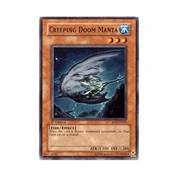 Yu-Gi-Oh! - Creeping Doom Manta (RDS-EN025) -