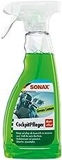 Sonax 75014 Protector para Interiores, Sabor Lemmon Fresh, color Verde