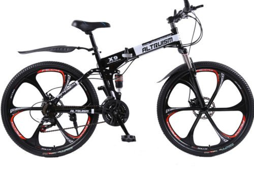 Altruism X9 Folding Mountain Bicycle