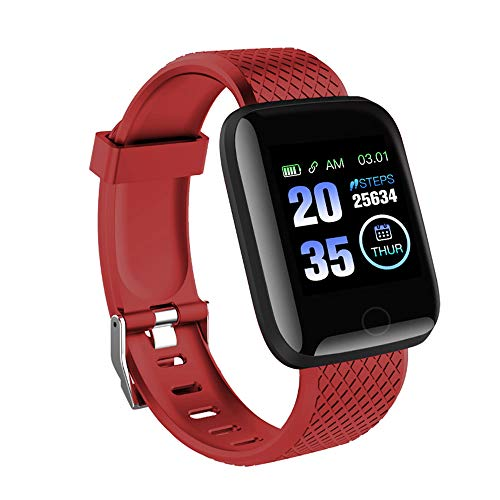 Ajcoflt Fitness Trackers, Smartwatch For Monitoring Heart Rate And Sleep Detection, Smart Sports Watch For Men And Women…