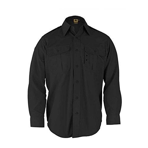 Propper Tactical Dress Shirt - Long Sleeve Black LR