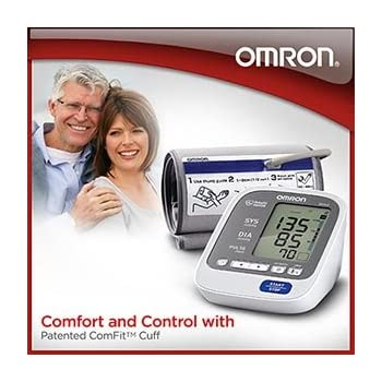 Omron 7 Series Plus Upper Arm Blood Pressure Monitor (BP762)