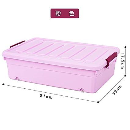 xmz – Caja de almacenaje Plegable Bolsa para Protectora Ropero Ropa Sweater cofres de almacenaje de