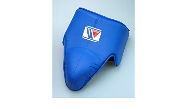 WINNING Boxing Groin Protector CPS-500 Blue Standard LARGE Size Made in Japan