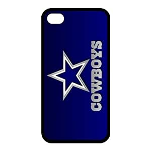Pure Football Series Team Logo Print Hard Plastic Skin Case For Iphone 6 4.7Inch Cover by supermalls