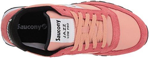 Donna per Low Jazz Saucony Sport White Scape Coral PRO Outdoor x0T7wSU