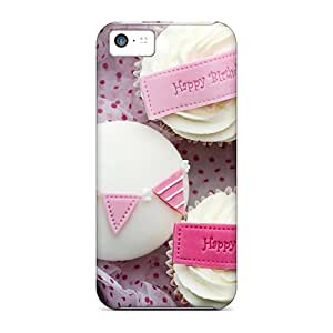 New Arrival Premium 5c Case Cover For Iphone (happy Birthday Jacqelinela)