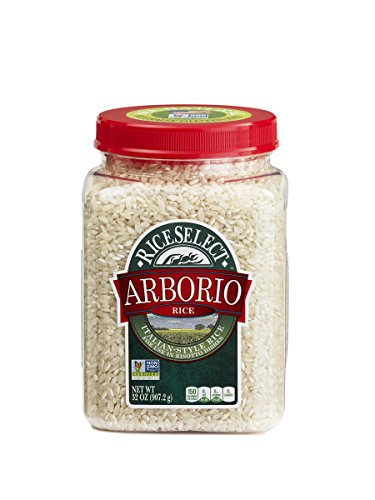 RiceSelect Arborio Rice, 32-Ounce (Pack of 4) (Riceselect Sushi)