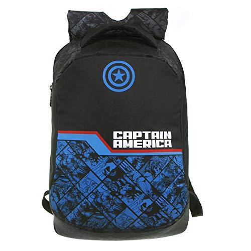 Mochila G, Marvel Capitão América, DMW Bags, 11701, Colorido