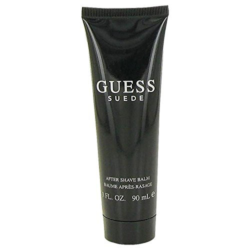 Guess Suede by Guess After Shave Balm 3.0 Oz / 90 Ml Unboxed for Men