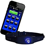 High Tech Pet Bluefang New BF-25 Bluetooth Electronic Fence Collar, Blue, One Size Fits All