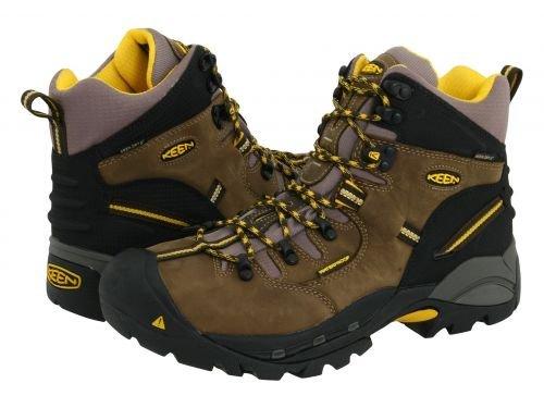 Keen Utility(キーン) メンズ 男性用 シューズ 靴 ブーツ 安全靴 ワーカーブーツ Pittsburgh BootSlate Black/Grey [並行輸入品] B07C8G4HT3 8 D Medium