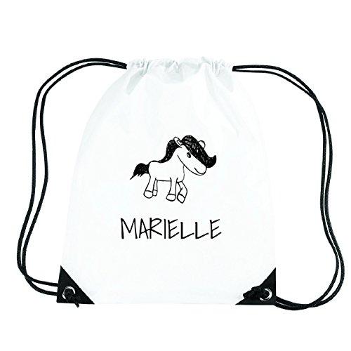 JOllipets MARIELLE Turnbeutel Sport Tasche PGYM5715 Design: Pony gP0EZMI5