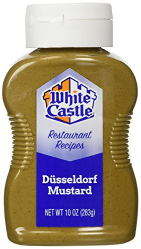 DUESSELDORF MUSTARD FROM WHITE CASTLE