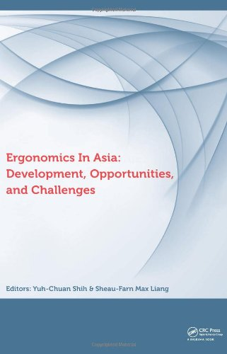 Ergonomics in Asia: Development, Opportunities and Challenges: Proceedings of the 2nd East Asian Ergonomics Federation S