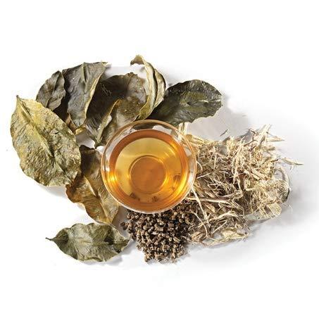 HOGA Gaharu Organic kosher Tea bags (240 sachets) Agarwood / Oud Superfood Caffeine free improve sleep quality High Antioxidant Natural Detoxifier Drink by HOGA (Image #2)