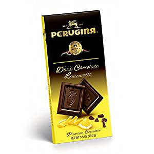 Perugina Dark Limoncello Bar, 99.2 Gram (Pack of 12)