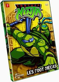 Amazon.com: Tortues Ninja, Vol. 7 Les Foot Mecas (French ...