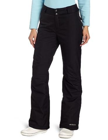 Columbia Women's Bugaboo Pant (Black, X-Small) (Womens Adventure Pants)