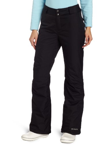 Columbia Women's Bugaboo Pant (Black, Small)