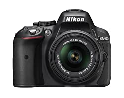 Image of the product Nikon D5300 242 MP CMOS that is listed on the catalogue brand of Nikon.