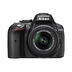 Nikon D5300 24 2 MP CMOS...
