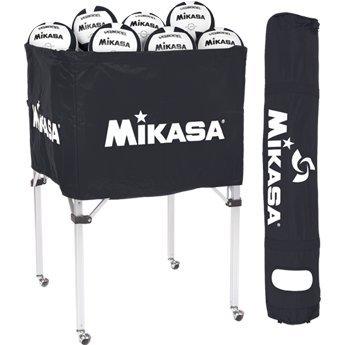 Mikasa BCSPSH-BLA Ball Cart