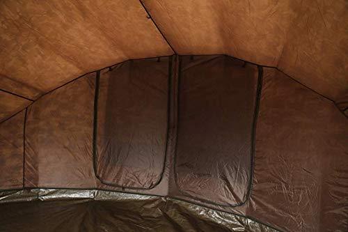 Schutzwand f/ür Zelt Fox R-Series 1 Man XL Inner Dome Zubeh/ör f/ür Karpfenzelt Schutzinnenzelt Innenzelt f/ür Angelzelt