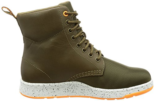 Dr. Martens Mens Rigal Cdr Temperley Och Cordura Mode Boot Mitten Oliv