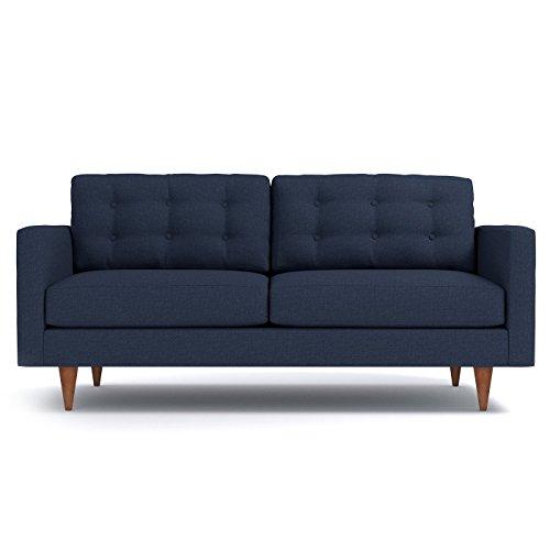 "Logan Apartment Size Sofa, Navy, 54"" x 36"" x 33"""