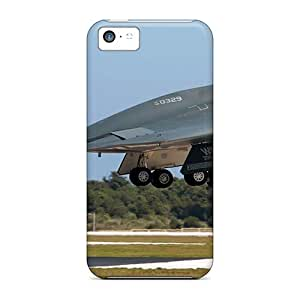 Premium CkC11759gnMt Cases With Scratch-resistant/ B 2 Spirit Bomber Us Airforce Cases Covers For Iphone 5c
