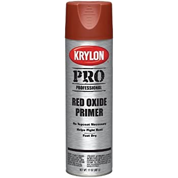 krylon k05874 professional primer red oxide primer 17. Black Bedroom Furniture Sets. Home Design Ideas