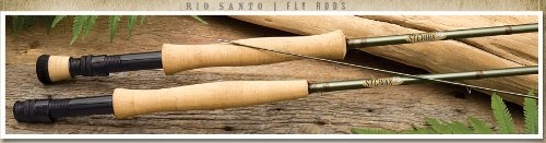 St. Croix Rio Santo Fly Outfits Rod, RSK865.4 by St.Croix Rod