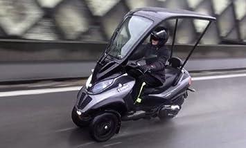 VESTRATIS hardtop for Piaggio MP3 three-wheelers: Amazon.co.uk: Car ...